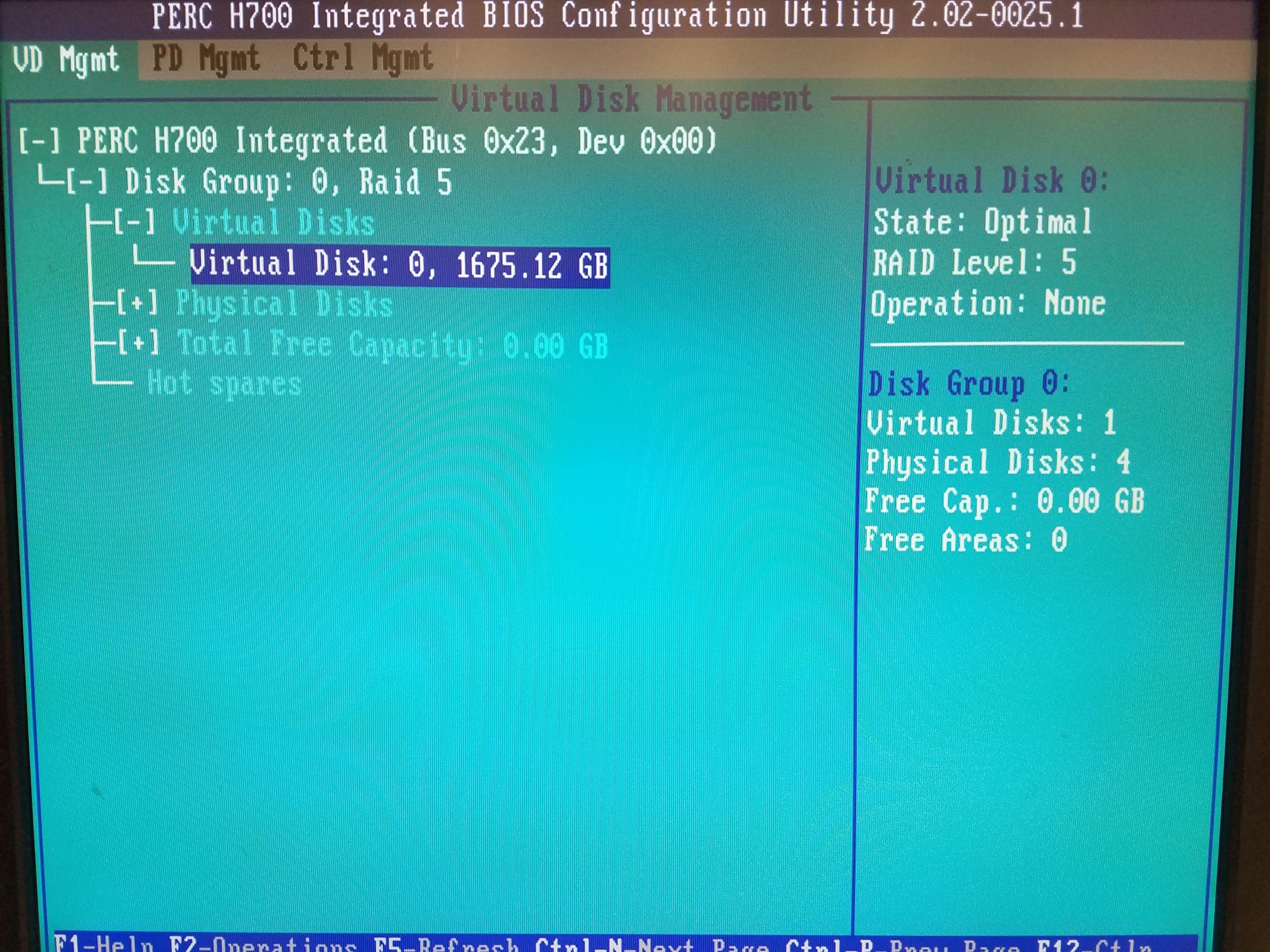 Dell Raid Configuration Utility Windows